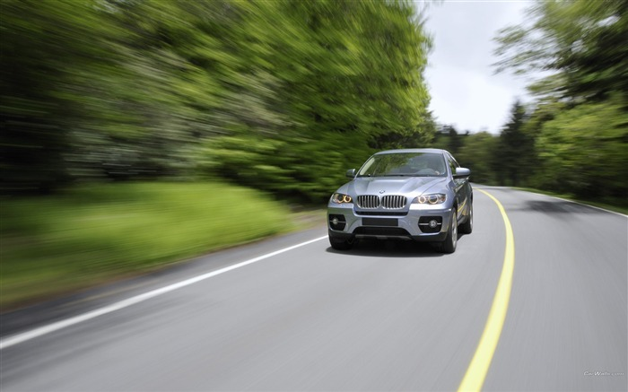 BMW X6 SUV off-road sports car series wallpaper 06 Views:7539 Date:1/4/2012 2:41:09 AM