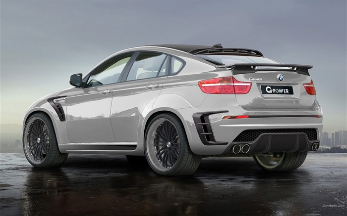 BMW X6 SUV off-road sports car series wallpaper 11 Views:16898 Date:1/4/2012 2:42:33 AM