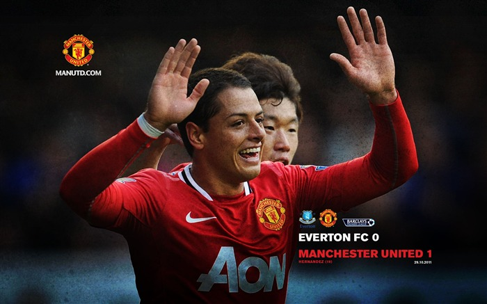 Everton 0 Manchester United 1 Views:5846
