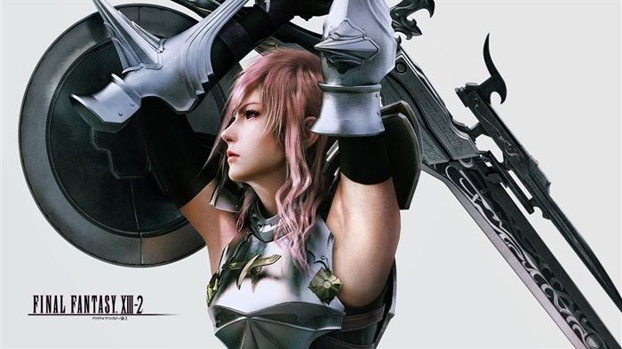 Final Fantasy XIII-2 Game HD Wallpaper 03 Views:5344