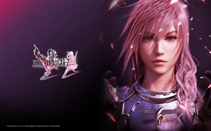 Final Fantasy XIII-2 Game HD Wallpaper 05 Views:5961