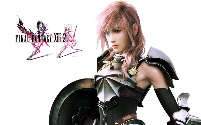 Final Fantasy XIII-2 Game HD Wallpaper 06 Views:4624