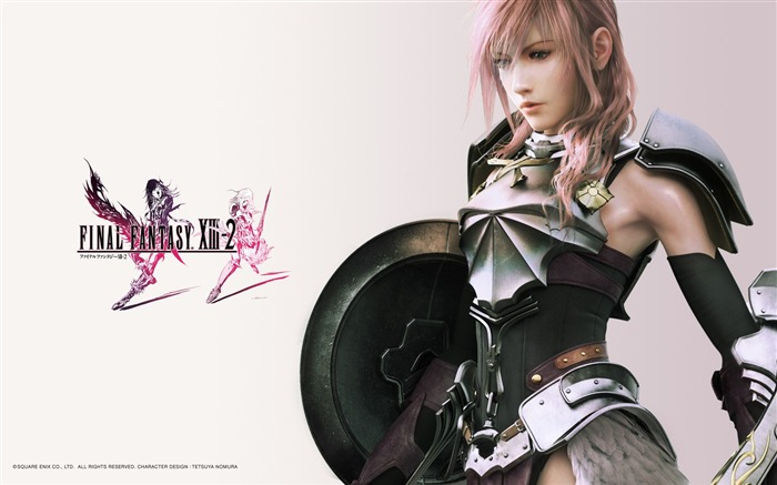 Final Fantasy XIII-2 Game HD Wallpaper 08 Views:5534