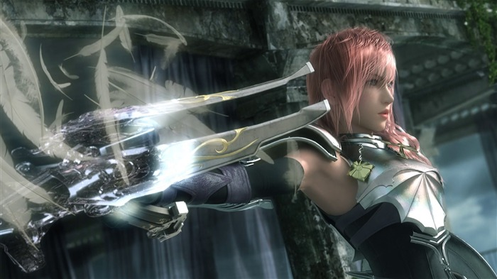 Final Fantasy XIII-2 Game HD Wallpaper 09 Views:6656