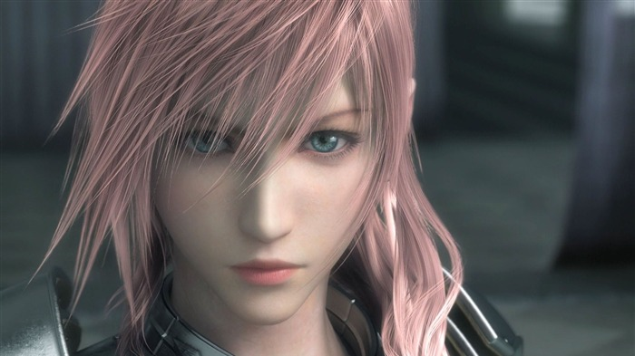 Final Fantasy XIII-2 Game HD Wallpaper 11 Views:9521