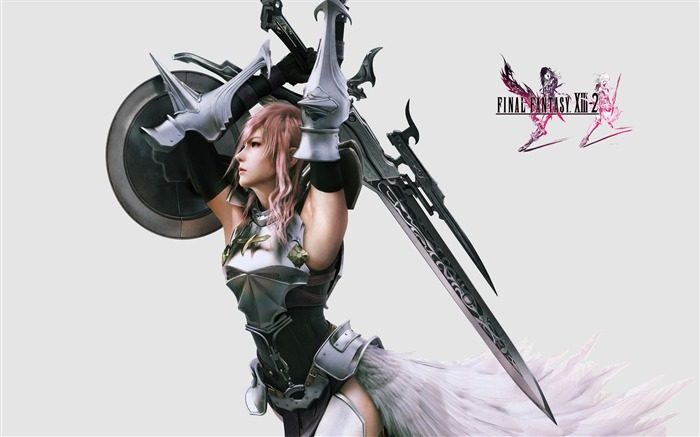 Final Fantasy XIII-2 Game HD Wallpaper 13 Views:6029