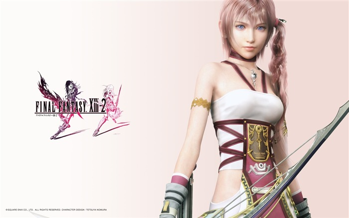 Final Fantasy XIII-2 Game HD Wallpaper 14 Views:4973