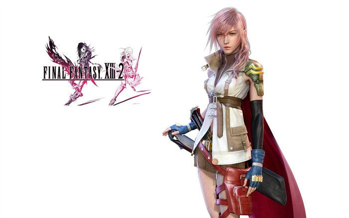 Final Fantasy XIII-2 Game HD Wallpaper 15 Views:8889
