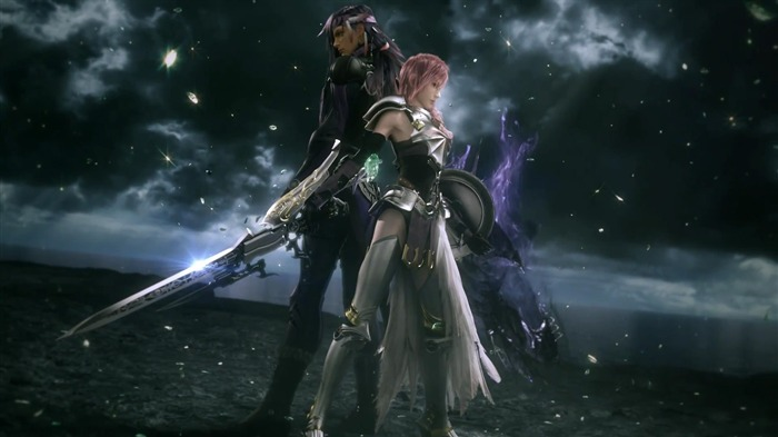 Final Fantasy XIII-2 Game HD Wallpaper 17 Views:13738