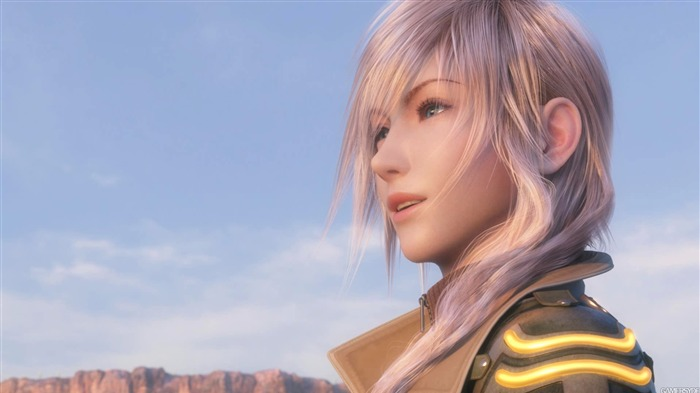 Final Fantasy XIII-2 Game HD Wallpaper 18 Views:4541