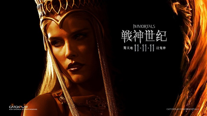Immortals 3D movie desktop wallpaper 02 Views:4500 Date:1/27/2012 12:29:55 PM