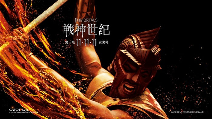Immortals 3D movie desktop wallpaper 09 Views:4138 Date:1/27/2012 12:32:32 PM