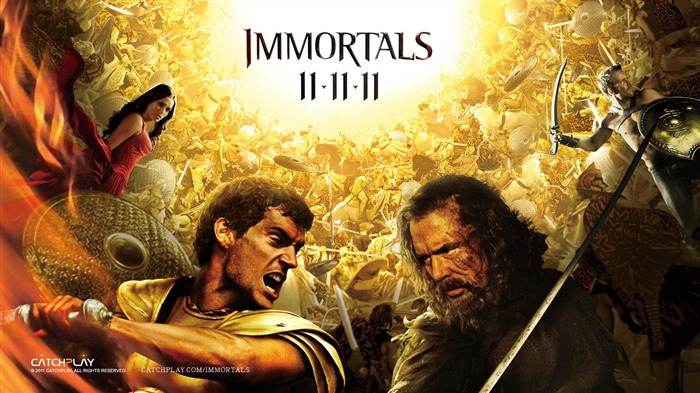 Immortals 3D movie desktop wallpaper 10 Views:4543 Date:1/27/2012 12:33:01 PM