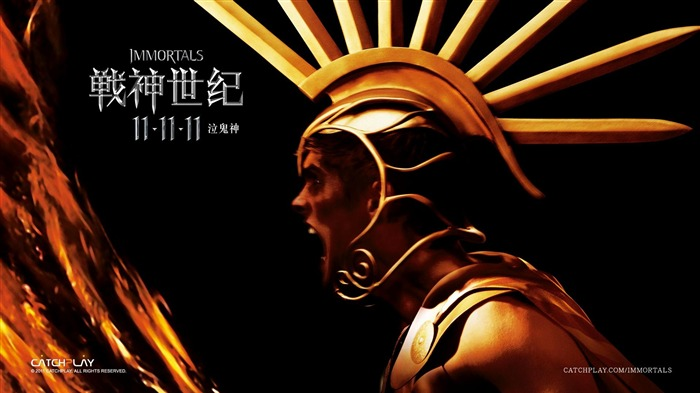Immortals 3D movie desktop wallpaper 11 Views:4240 Date:1/27/2012 12:33:23 PM