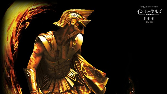 Immortals 3D movie desktop wallpaper 13 Views:6285 Date:1/27/2012 12:34:22 PM