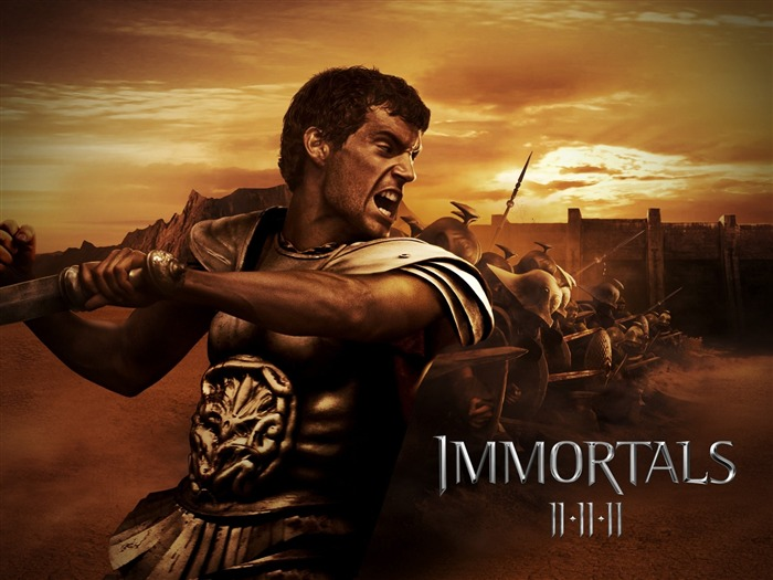 Immortals 3D movie desktop wallpaper 17 Views:3759 Date:1/27/2012 12:36:05 PM