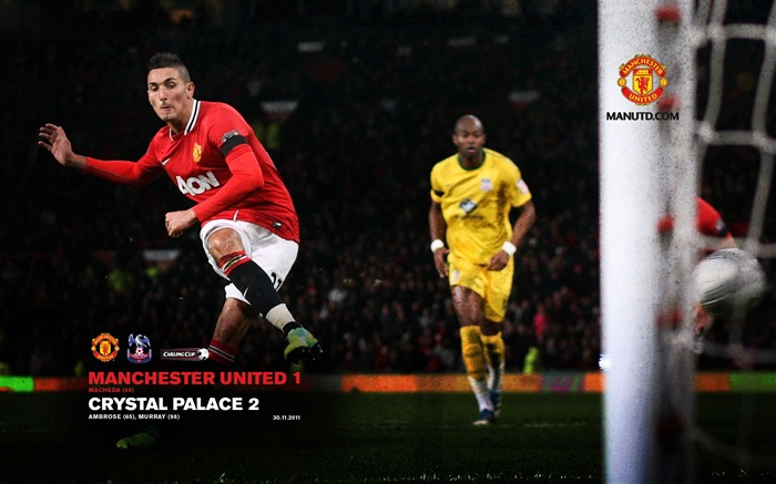 Manchester United 1 Crystal Palace 2 Views:6333