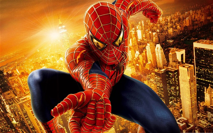 The Amazing Spider Man 2012 HD Movie Wallpaper Views:12533