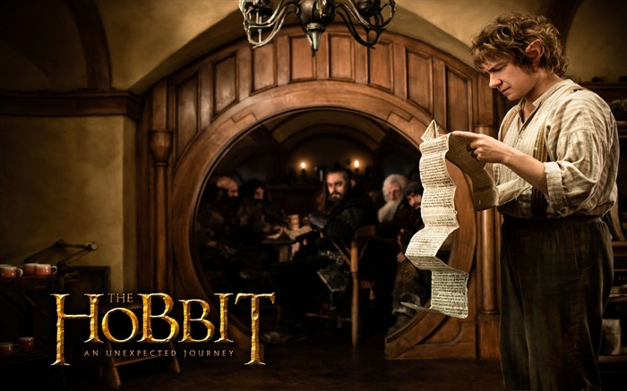 The Hobbit An Unexpected Journey Movie Wallpaper Views:8899