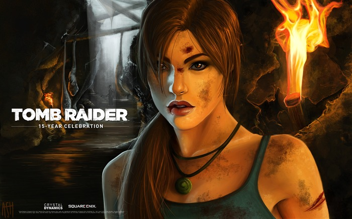 Tomb Raider 15-Year Celebration Game HD Wallpaper Views:13502