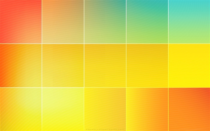 colorful squares-Dream glare colorful design theme wallpaper Views:6151