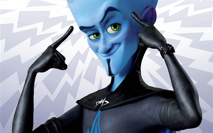 will ferrell as megamind-Cartoon animation film Selected Wallpaper Views:12747 Date:1/4/2012 9:31:09 AM