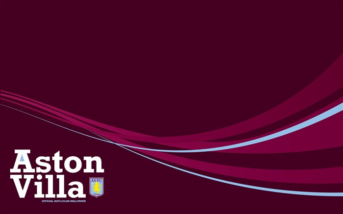A claret classic-Aston Villa football club HD desktop wallpaper Views:5215