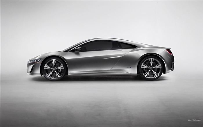 Acura NSX concept car HD Wallpaper 01 Views:5351 Date:2/19/2012 4:18:17 PM