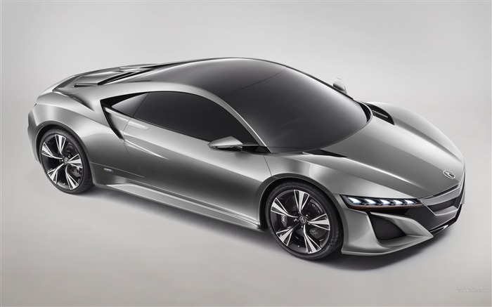 Acura NSX concept car HD Wallpaper 02 Views:6889 Date:2/19/2012 4:18:41 PM