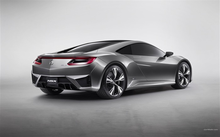 Acura NSX concept car HD Wallpaper 03 Views:5624 Date:2/19/2012 4:19:01 PM