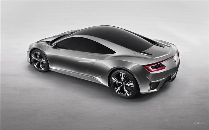 Acura NSX concept car HD Wallpaper 04 Views:5876 Date:2/19/2012 4:19:21 PM