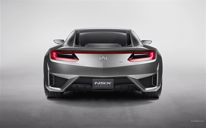 Acura NSX concept car HD Wallpaper 05 Views:7926 Date:2/19/2012 4:19:42 PM