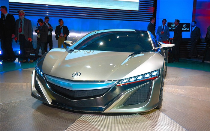 Acura NSX concept car HD Wallpaper 06 Views:7419 Date:2/19/2012 4:37:18 PM