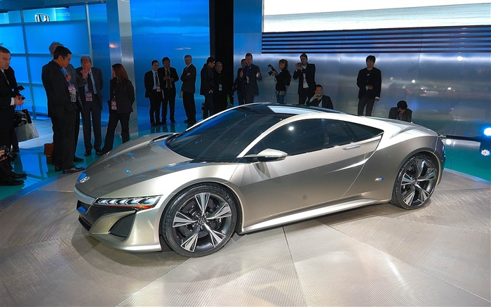 Acura NSX concept car HD Wallpaper 08 Views:5999 Date:2/19/2012 4:39:51 PM