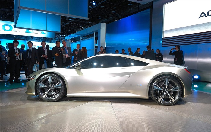 Acura NSX concept car HD Wallpaper 09 Views:5575 Date:2/19/2012 4:40:30 PM