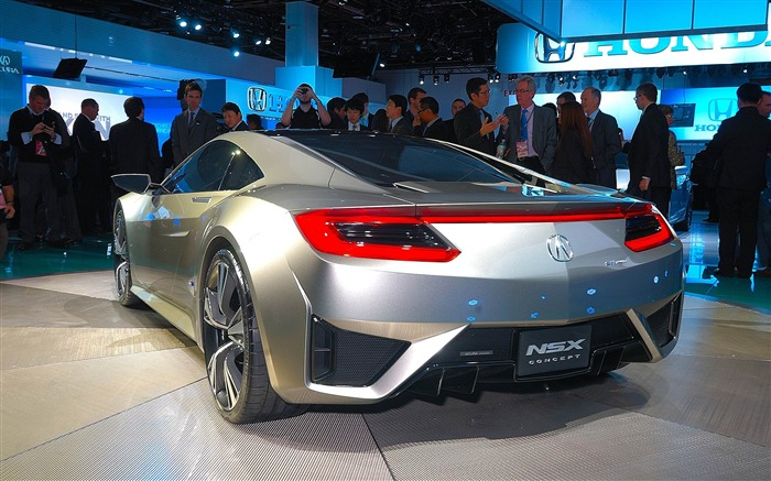 Acura NSX concept car HD Wallpaper 10 Views:5887 Date:2/19/2012 4:41:12 PM