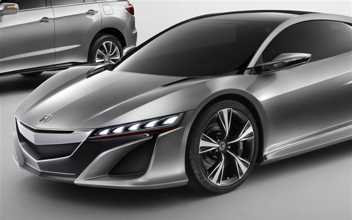 Acura NSX concept car HD Wallpaper 13 Views:6509 Date:2/19/2012 4:45:20 PM