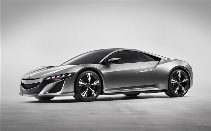 Acura NSX concept car HD Wallpaper Views:15889