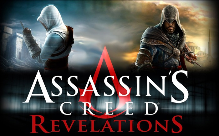 Assassins Creed Revelations Game HD Wallpaper Views:9696