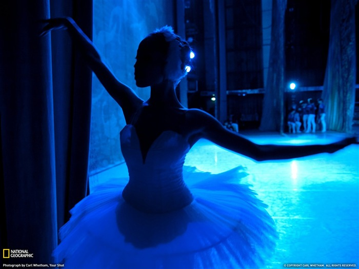 Ballerina Kazakhstan-National Geographic Travel Photos Views:6614