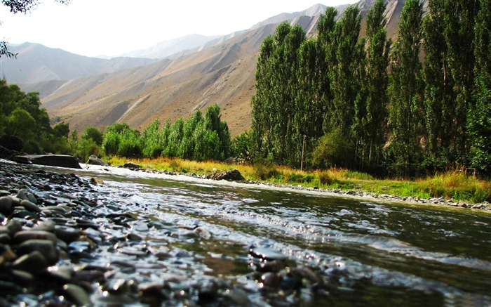 Chaloos iran mr-Beautiful river landscape photography Views:11853