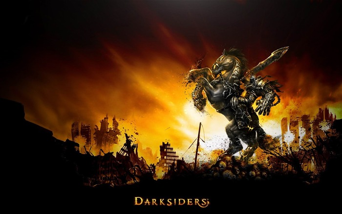 Darksiders2 HD Game Desktop Wallpaper Views:13574