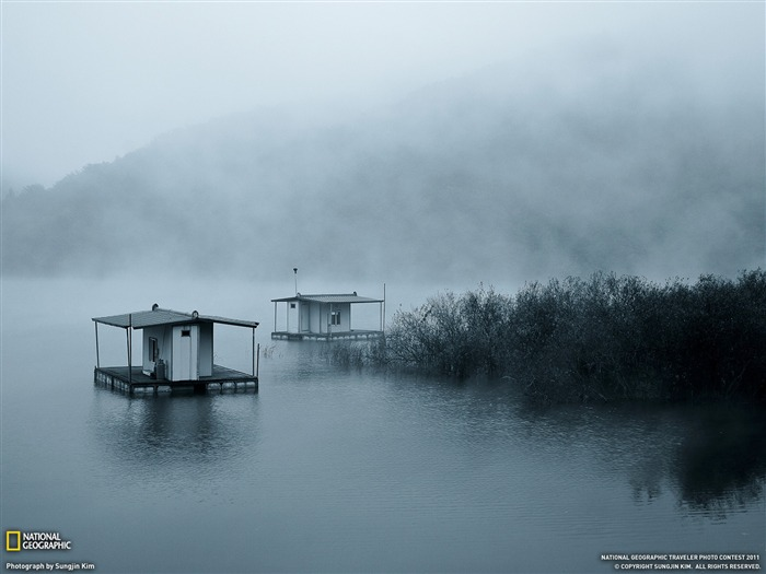 Dawn Hwacheon-National Geographic Travel Photos Views:4866