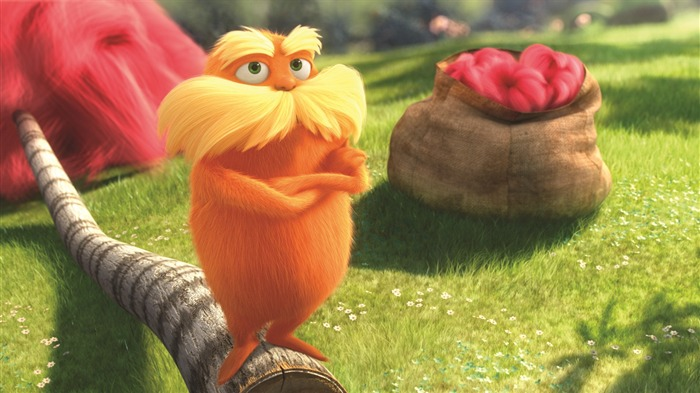 Dr Seuss The Lorax HD Movie Wallpaper 01 Views:3730