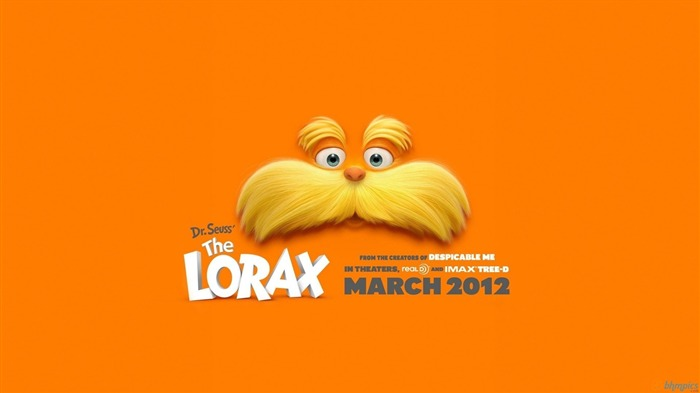 Dr Seuss The Lorax HD Movie Wallpaper 13 Views:3389