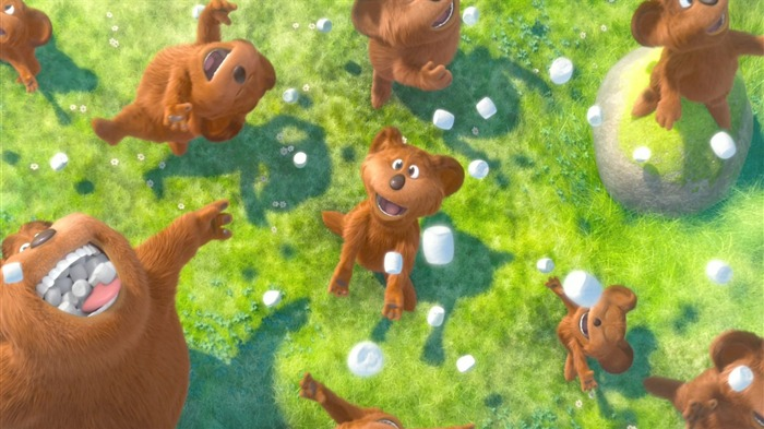 Dr Seuss The Lorax HD Movie Wallpaper 15 Views:4107