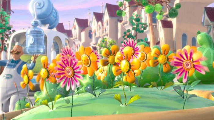 Dr Seuss The Lorax HD Movie Wallpaper 17 Views:7120