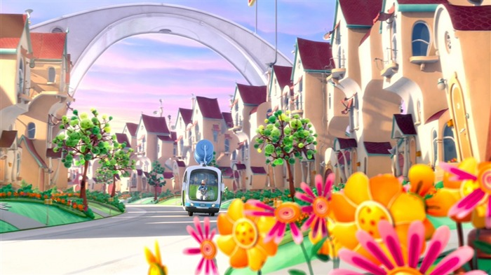 Dr Seuss The Lorax HD Movie Wallpaper 19 Views:3313