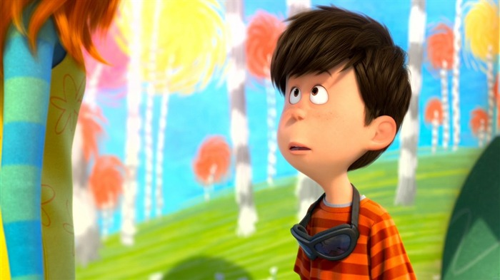 Dr Seuss The Lorax HD Movie Wallpaper 26 Views:2141