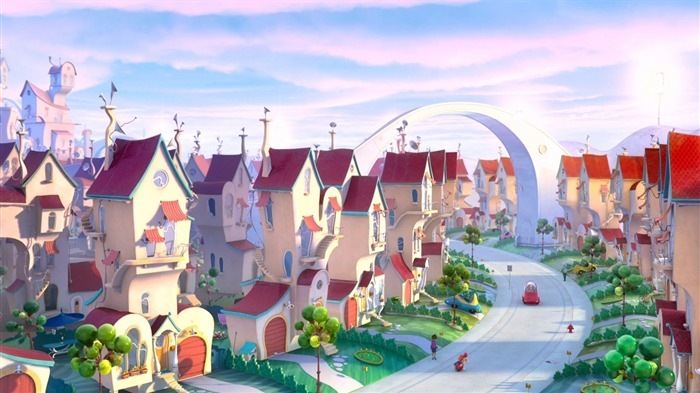 Dr Seuss The Lorax HD Movie Wallpaper 27 Views:2356